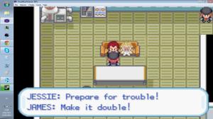 Prepare for trouble! Make it double!